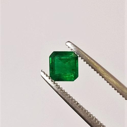 Emerald 0.74 ct