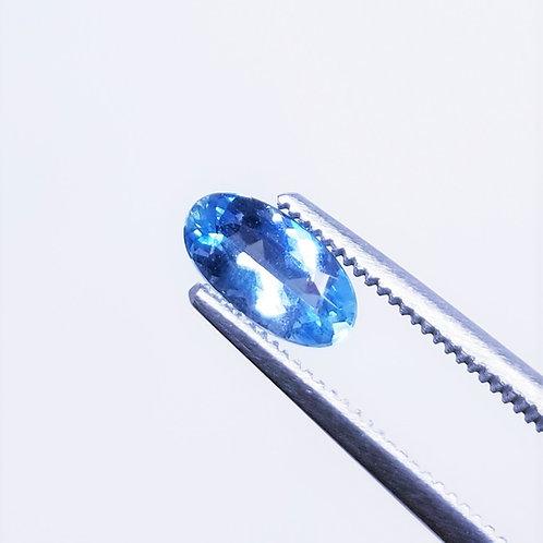 Aquamarine 0.70 ct