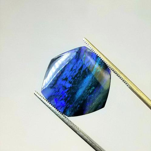 Australian Black Opal 10.98 ct