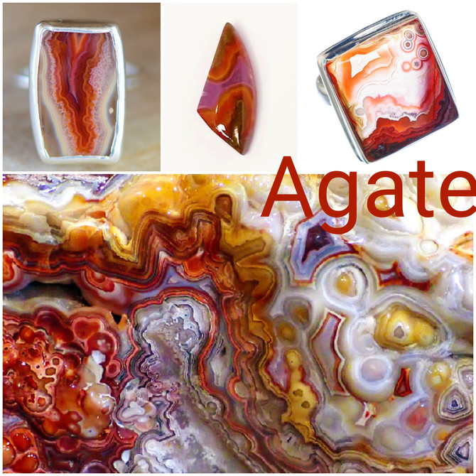 Wild and Wonderful Agate!