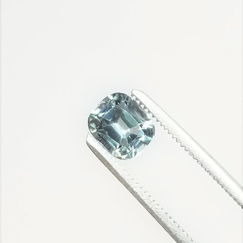 Ice Blue Tourmaline 1.32 ct
