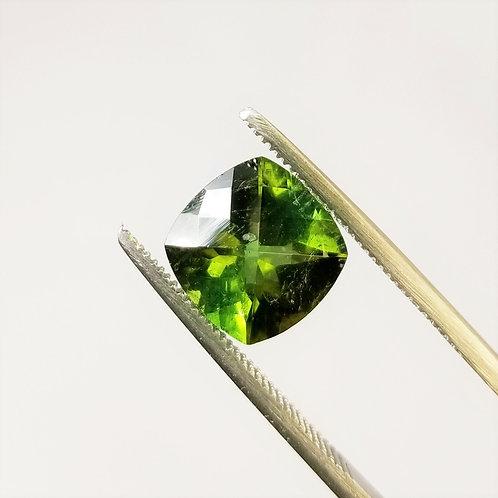 Green Tourmaline 3.85 ct