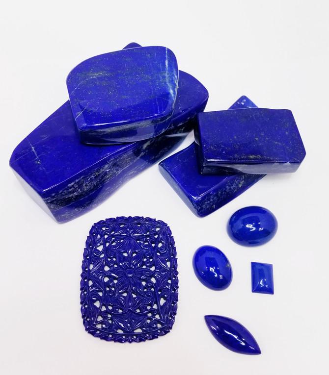 Royal Blue Lapis