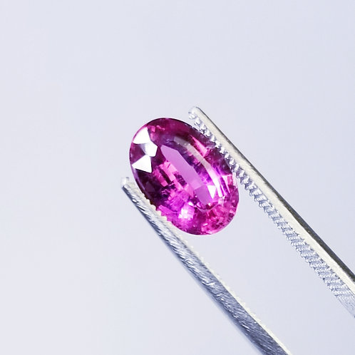 Pink Tourmaline 2.59 ct