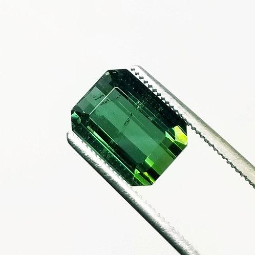 Green Tourmaline 6.12 ct