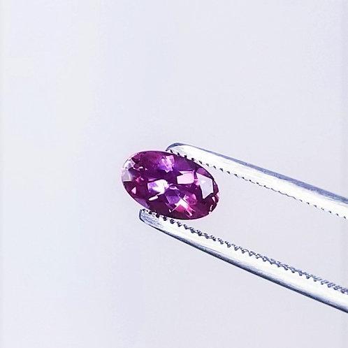 Plum Sapphire 1.28 ct