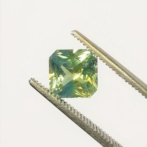 Green Sapphire 2.94ct
