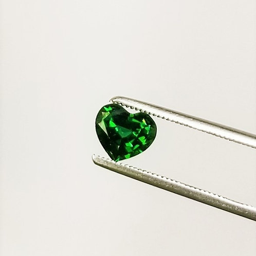 Chrome Tourmaline 1.18 ct