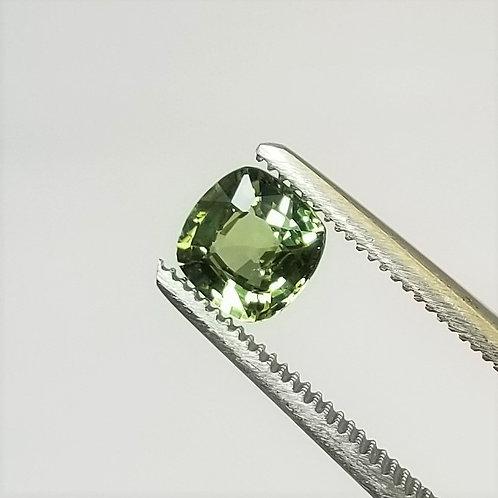 Green Sapphire 1.15 ct