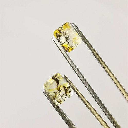 Dendritic Quartz 4.73 cttw