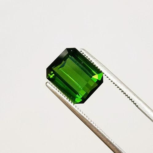 Green Tourmaline 5.38 ct