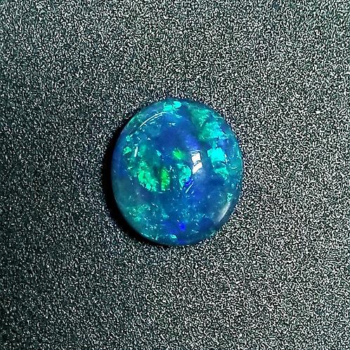 Australian Black Opal 7.18 ct