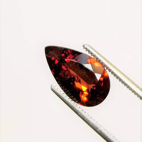Hessonite 4.02 ct