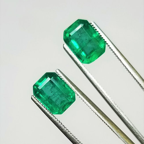 Emerald 6.50 cttw