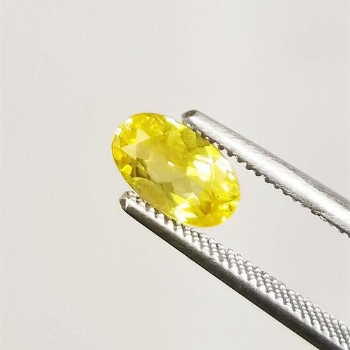 Yellow Sapphire 1.05 ct