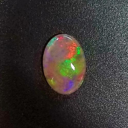 Australian Black Opal 5.08 ct