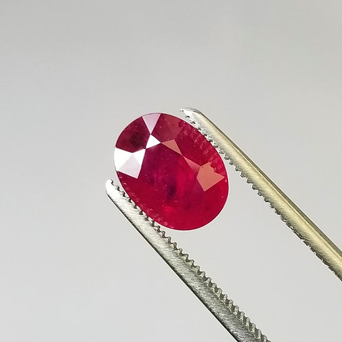 Ruby 2.80 ct