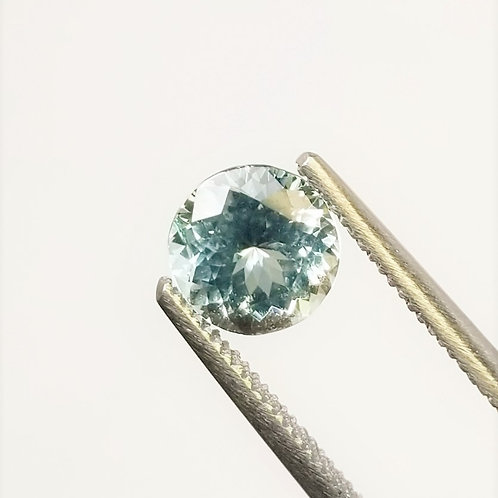 Mint Tourmaline 1.16 ct