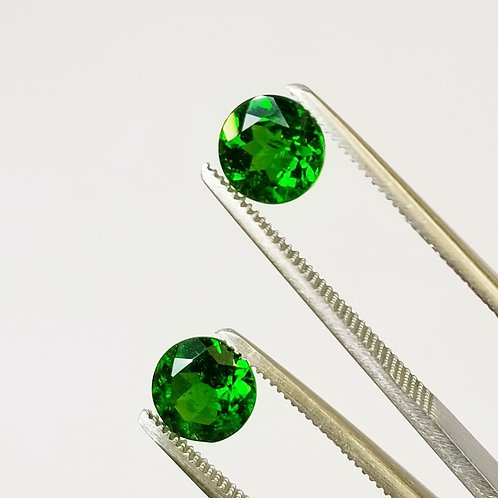 Chrome Diopside 2.76 cttw
