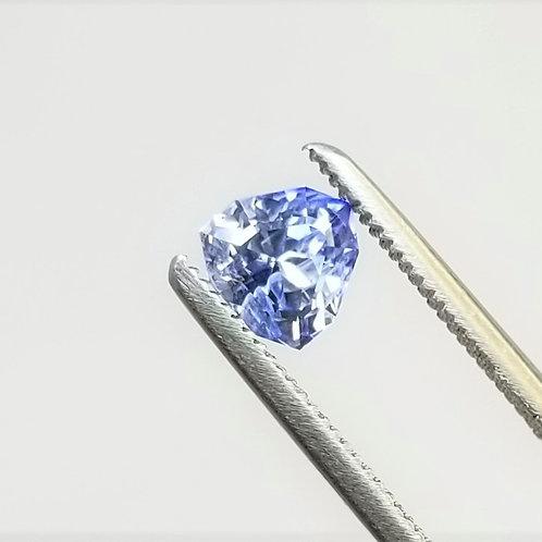 Bi-Color Sapphire 1.28 ct