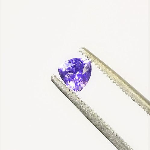 Purple Sapphire 0.55 ct