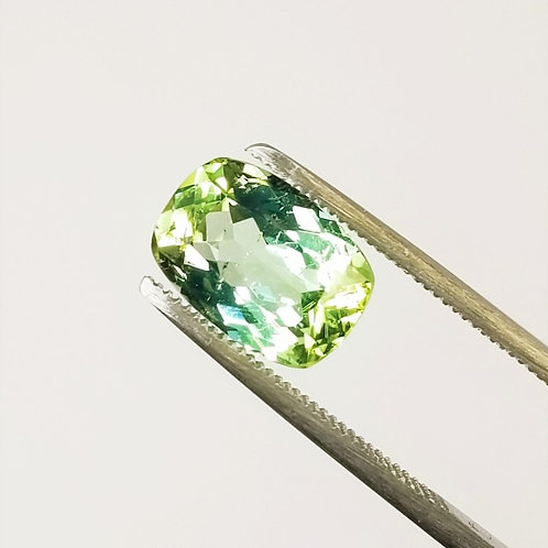 Mint Tourmaline 4.03 ct