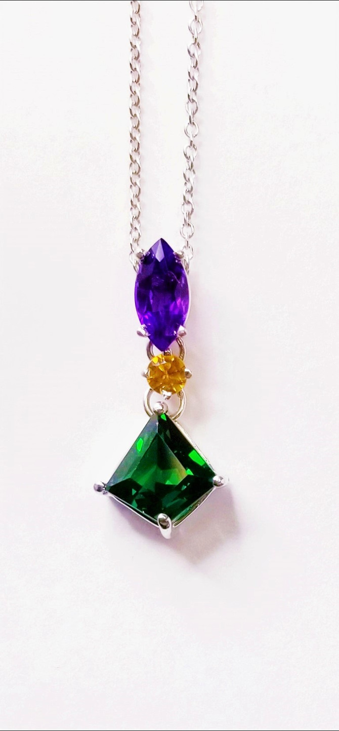 The Carnivale Necklace