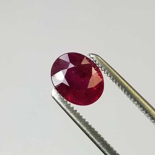Ruby 2.63 ct
