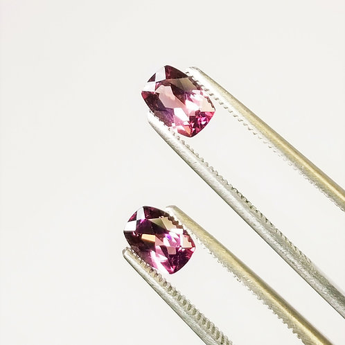 Pink Tourmaline 1.50 cttw