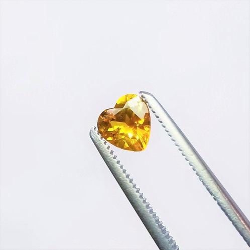 Yellow Sapphire 0.95 ct
