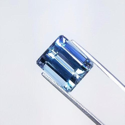 Aquamarine 15.16 ct