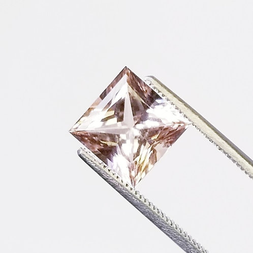 Peach Morganite 3.83 ct