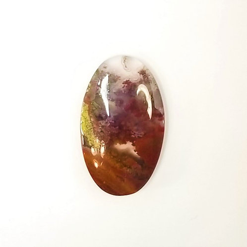Moss Agate 19.27 ct