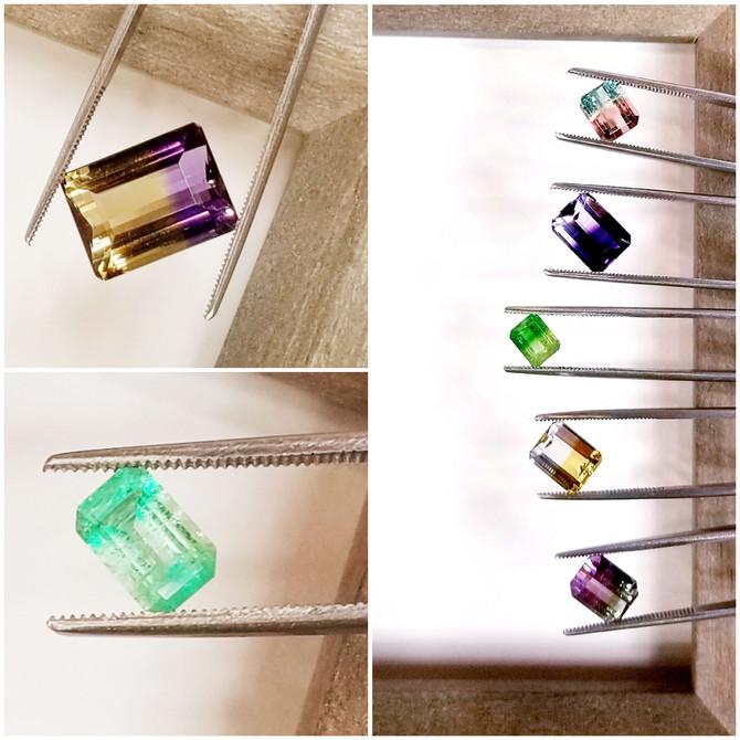 Multi-Color Gems