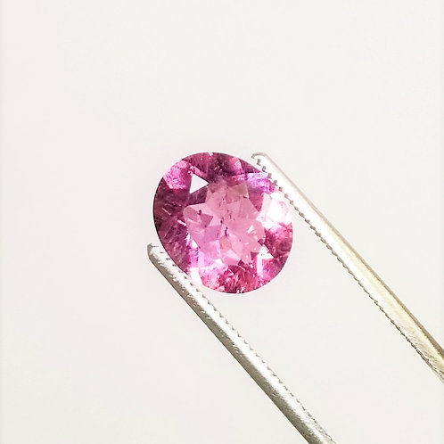 Pink Tourmaline 2.91 ct