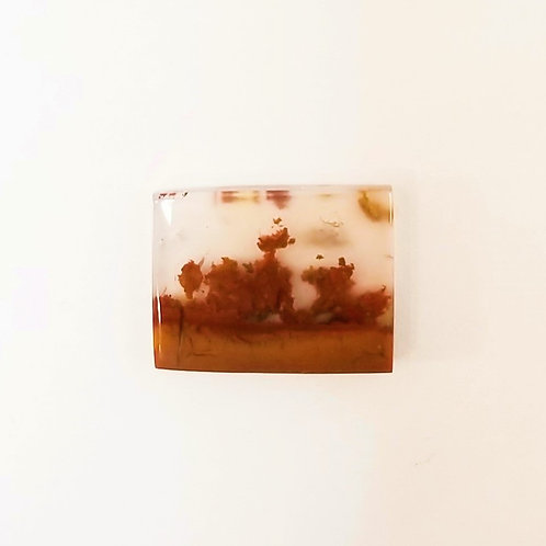Moss Agate 8.59 ct
