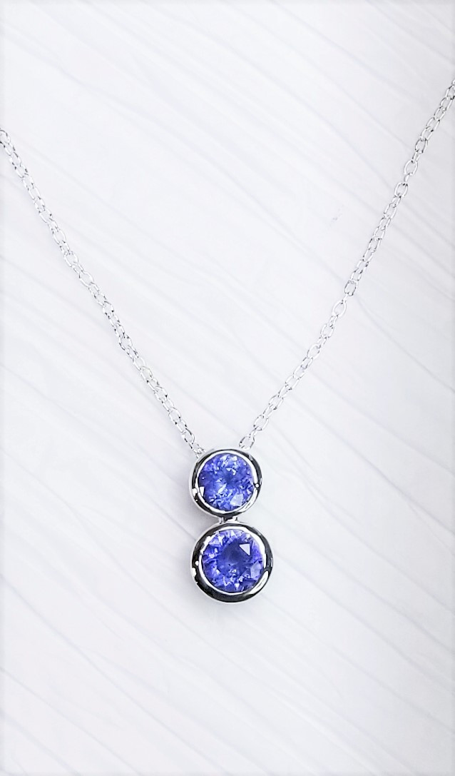 The Blue Skies Necklace