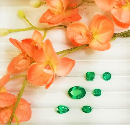 Emerald - May's Birthstone