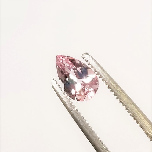 Pink Tourmaline 0.89 ct