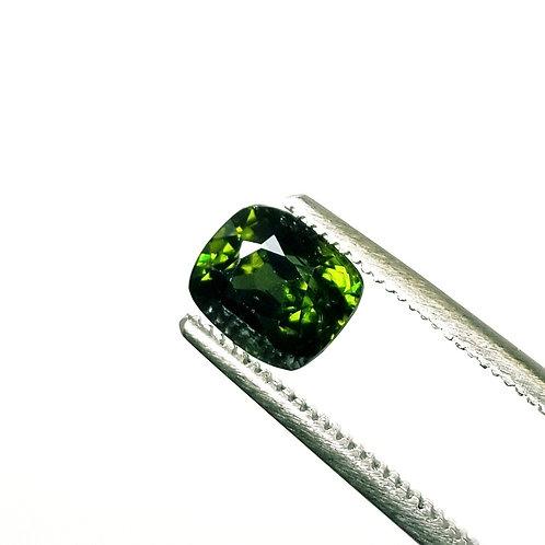 Green Zircon 2.24 ct