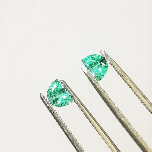 Emerald 1.10 cttw