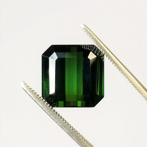 Green Tourmaline 12.28 ct