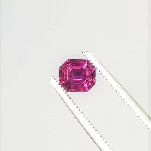 Raspberry Sapphire 1.23 ct