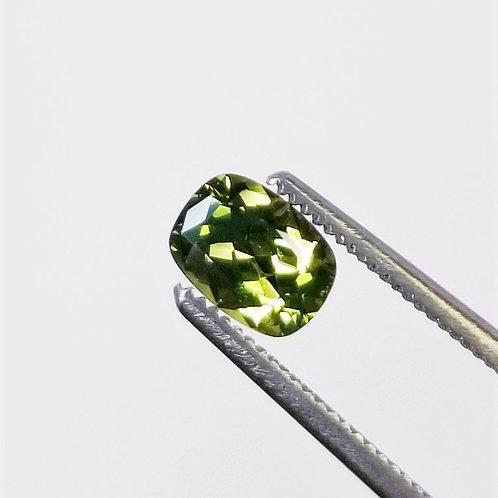 Green Sapphire 1.07 ct