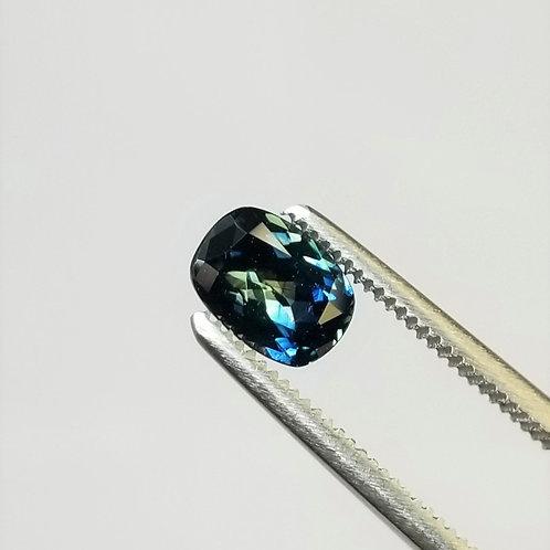 Bi-Color Sapphire 1.20 ct