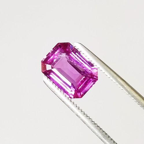 Pink Sapphire 3.65 ct
