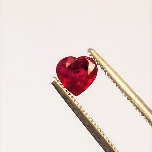 Ruby 0.73 ct