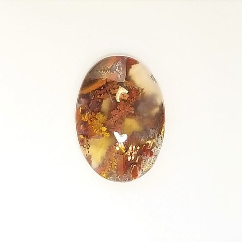 Moss Agate 16.72  ct