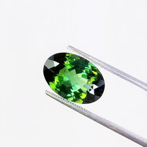 Green Tourmaline 8.58 ct