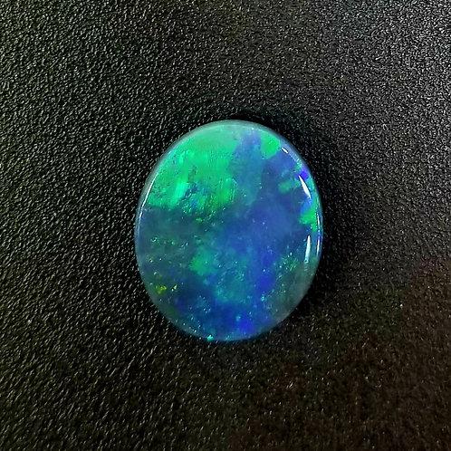 Australian Black Opal 3.86 ct